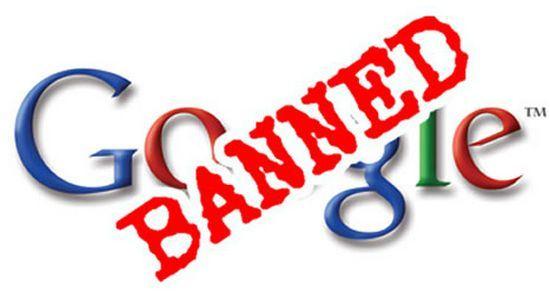 banned-google